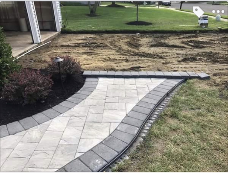 Custom Walkway Services for South New Jersey