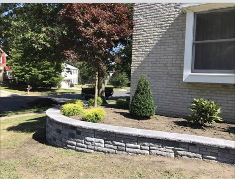 Retention Wall Services for South Jersey